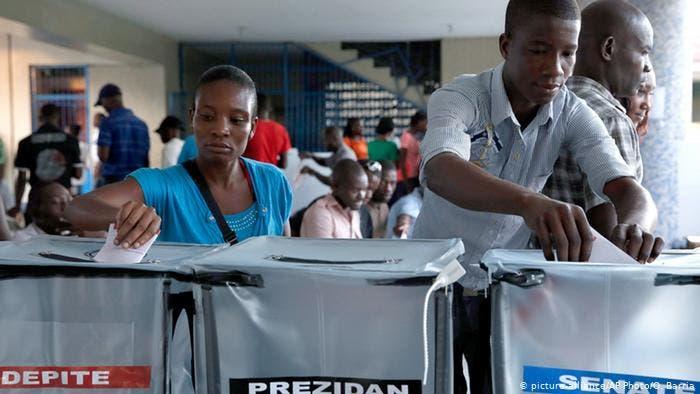 Haití celebrará el referéndum constitucional y elecciones el 26 de septiembre