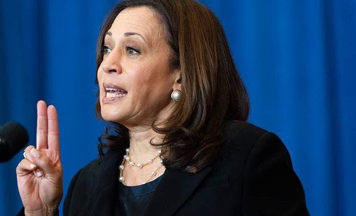 Harris rompe empate en el Senado de EEUU para confirmar a nominada por Biden