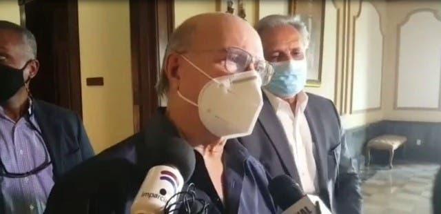 Hipólito: en cancillería debe haber un hombre del PRM