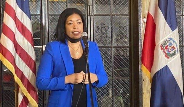 Hispanos distrito 26 en Queens afirman votarán por Glennis Gómez para concejal