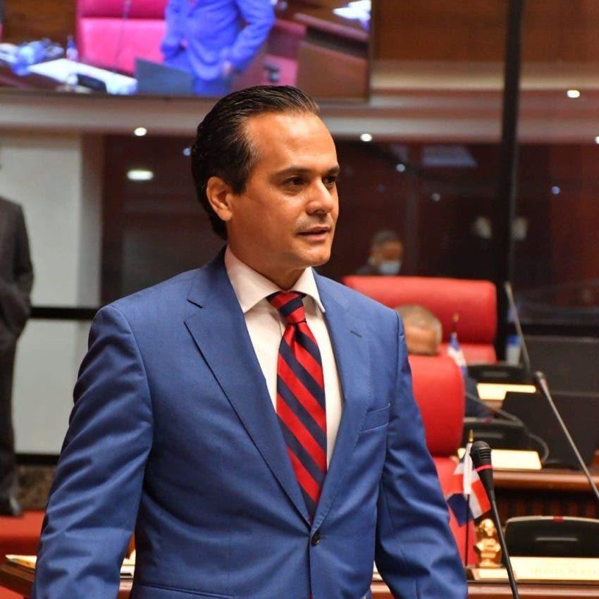 Senador Iván Silva valora diálogo ADARS-CMD