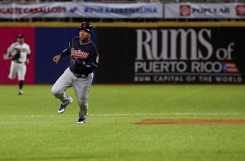 José Ramírez pega doble e impulsa la victoria de los Indios