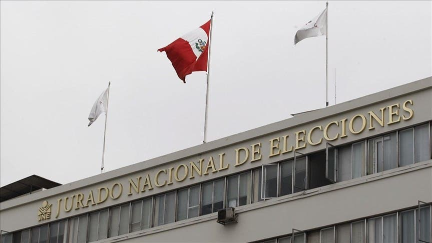 Jurado de Elecciones peruano cancela ampliación del plazo para anular votos