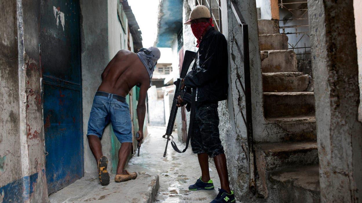 La violencia de bandas en Haití deja al menos 10 muertos en los últimos días