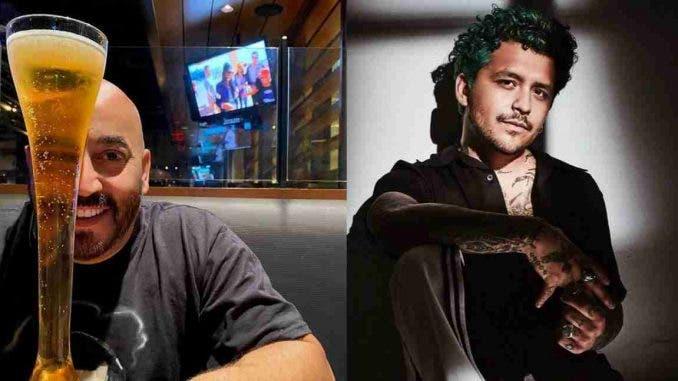 "Lupillo Rivera le recuerda a Christian Nodal que él ""comió primero"" en la mesa"