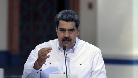 """Maduro dice que Venezuela estuvo 14 meses """"sin vender una gota de petróleo»"""