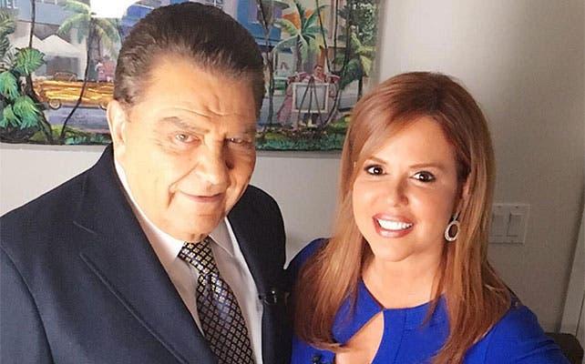 María Celeste Arrarás y Don Francisco se suman al elenco de CNN en Español