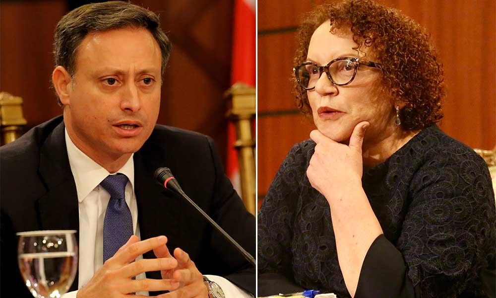 Miriam Germán se inhibe del caso Jean Alain