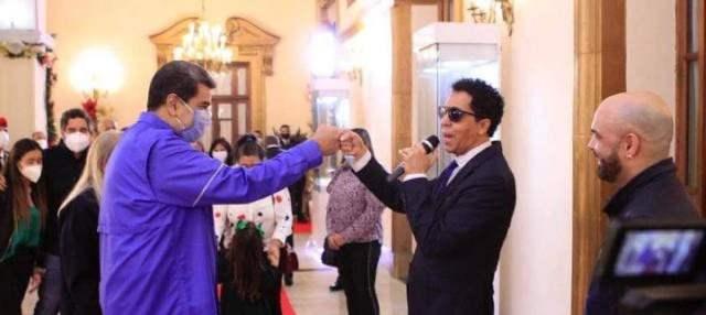Oposición critica que Maduro pagara 60,000 dólares a Bonny Cepeda por su cumpleaños