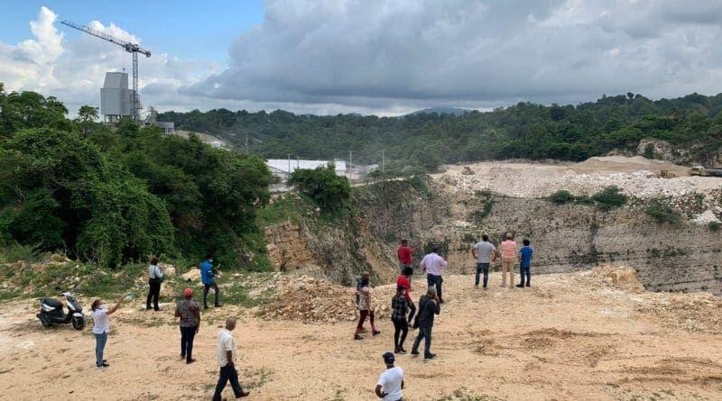 Alcalde de San Cristóbal pide intervenir ante deterioro ambiental de El Pomier y La Toma
