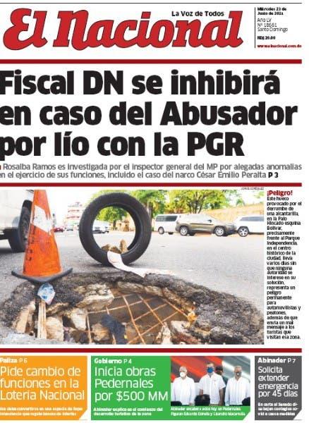 Edición impresa 23-06-2021