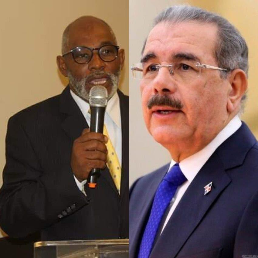 Diputado Frente Amplio pide despojar a Danilo Medina de inmunidad como diputado Parlacen