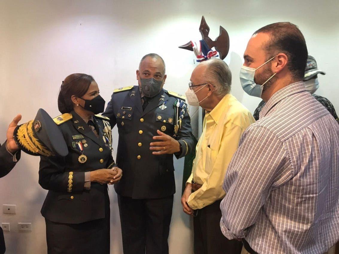 Posesionan nuevo director de regional este de la Policía