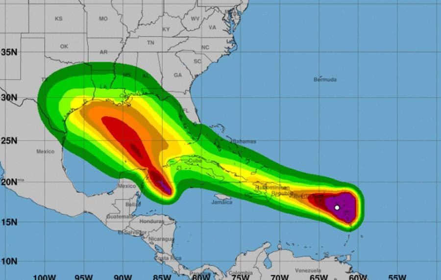 Puerto Rico da seguimiento a dos ondas tropicales