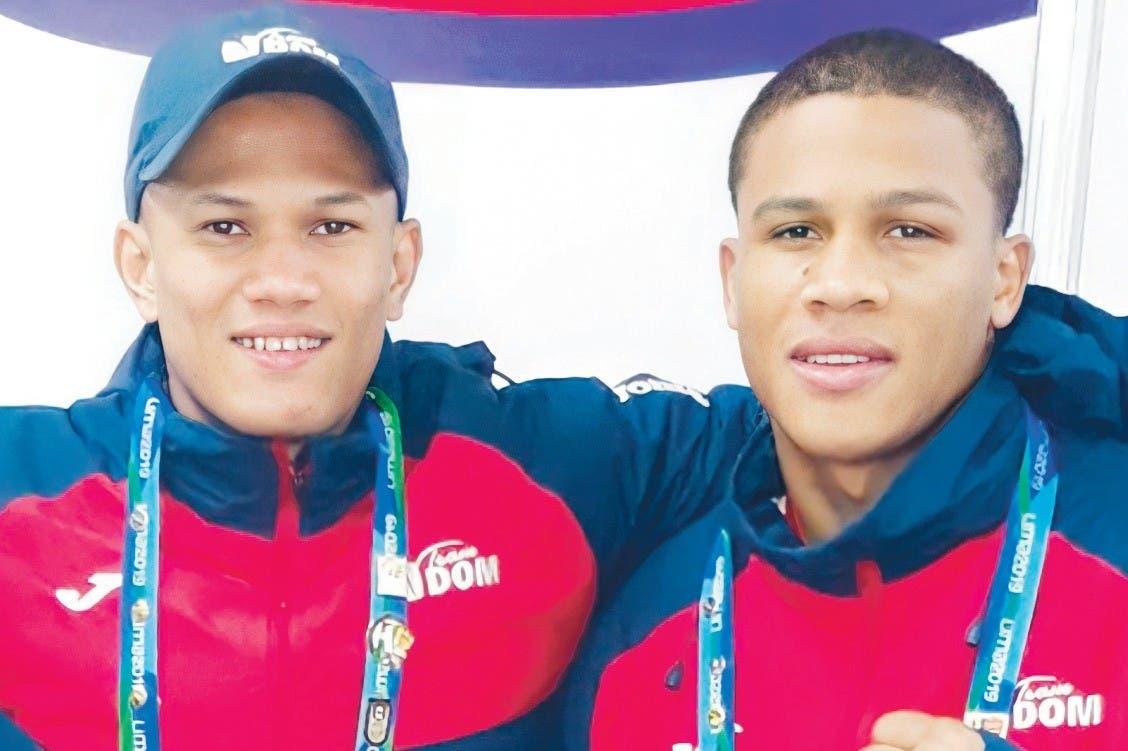 Leonel y Rohan tienen madera para ganar medalla en Tokio