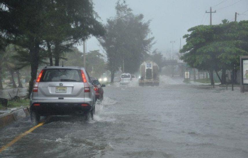Se forma posible ciclón en Antillas Menores, habrá lluvias en RD