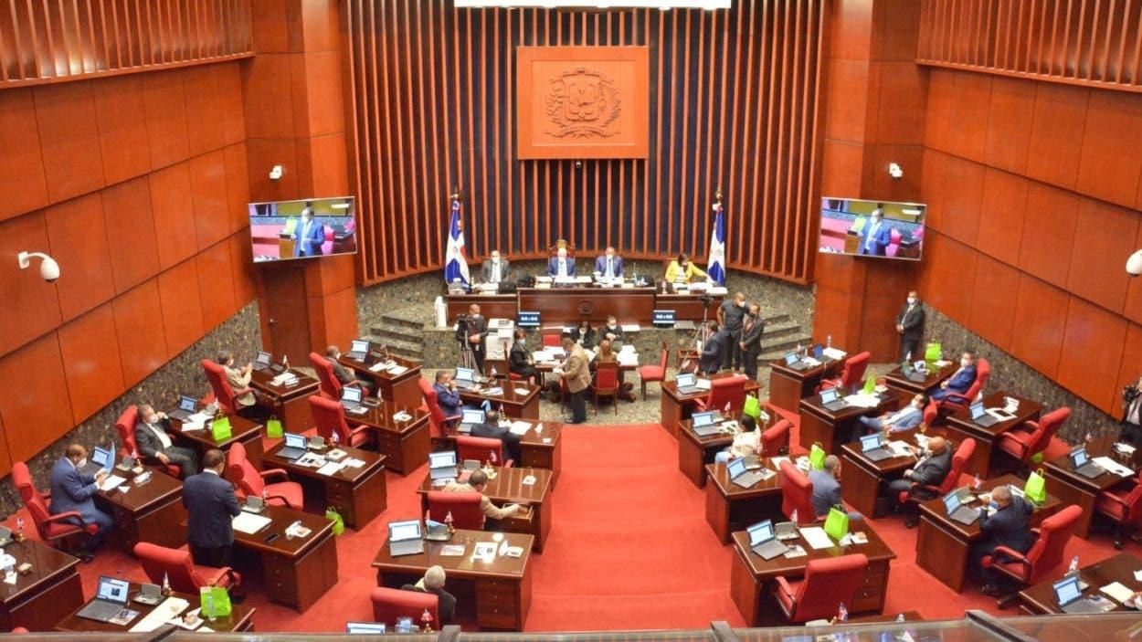 Senado aprobaría hoy Código Penal