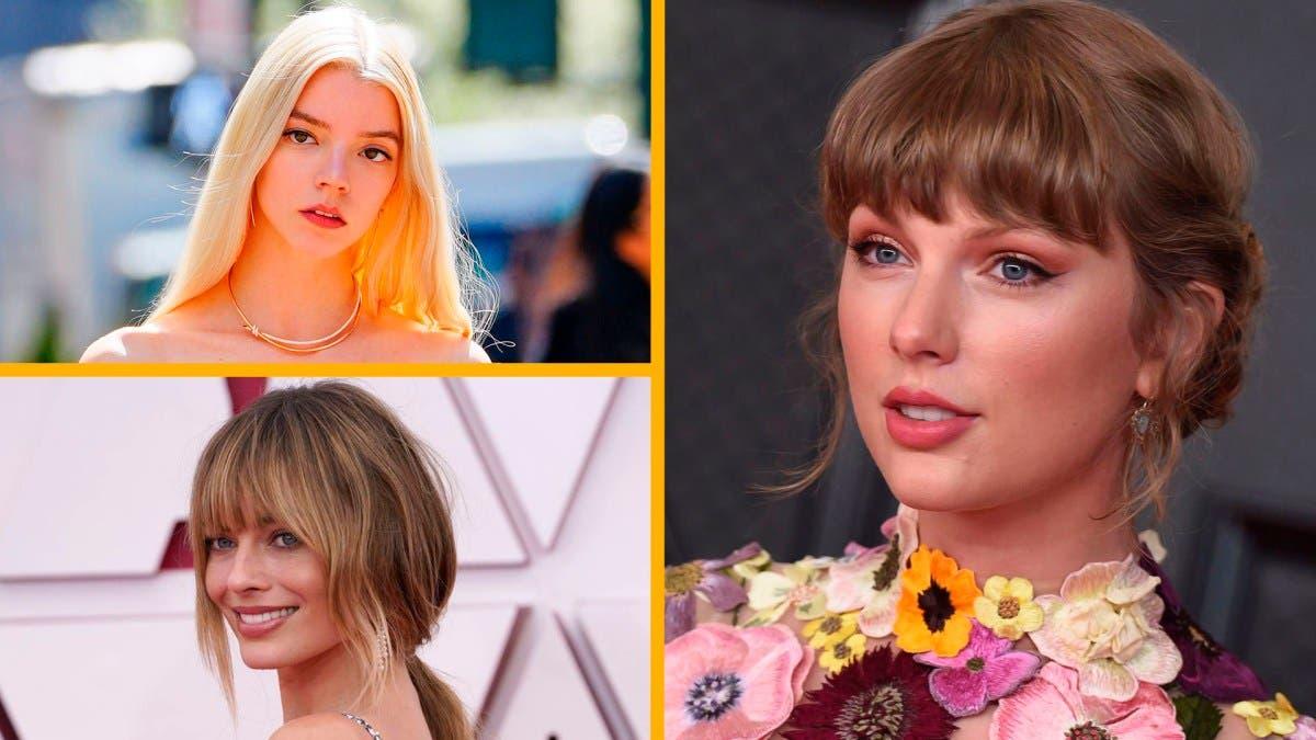 Taylor Swift volverá a Hollywood junto a Margot Robbie y Christian Bale