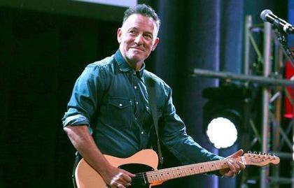 Springsteen inaugura el retorno de los espectáculos a Broadway