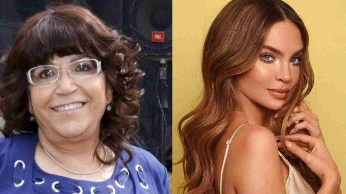 """Madre de Lupillo Rivera dice que a Belinda """"solo le gusta el dinero"""""""
