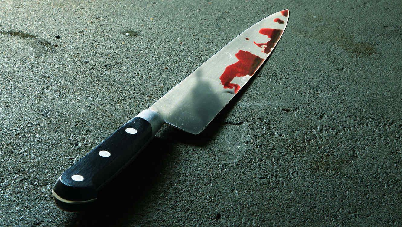 Nieto mata a cuchilladas a su abuelo