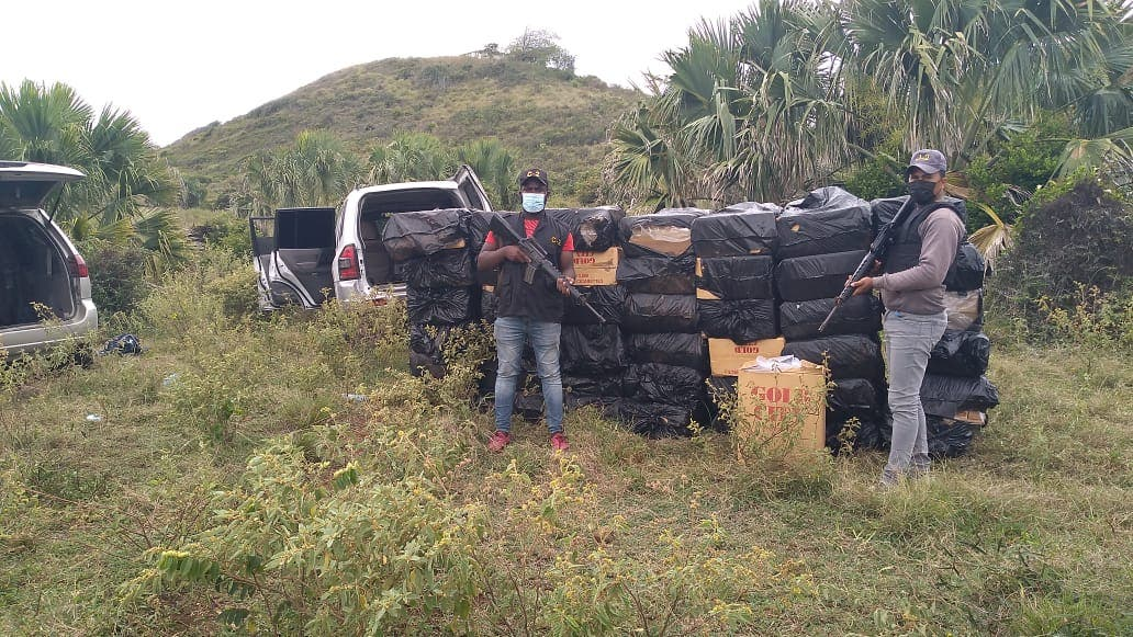 CESFRONT apresa y devuelve en mayo 949 haitianos a su país