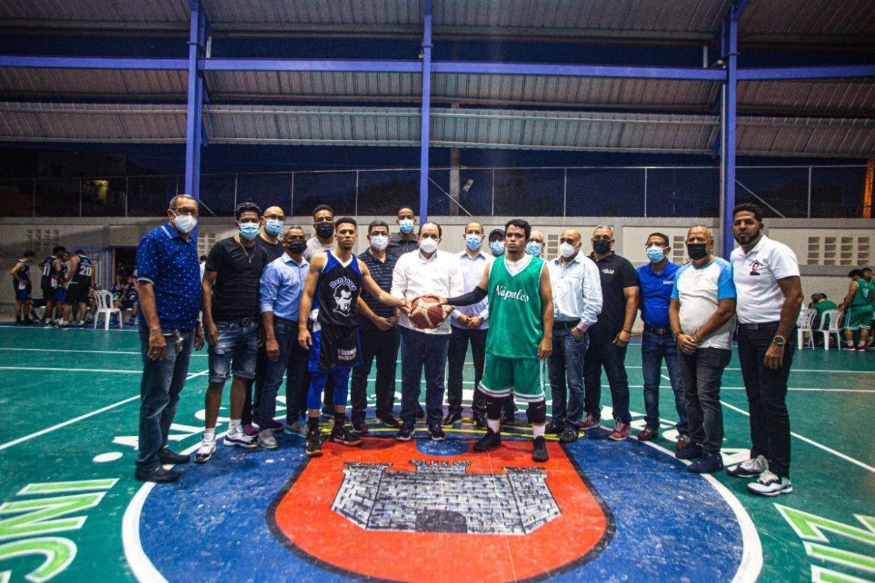 ASOBAVE da apertura a Torneo Interbarrial Baloncesto U-23