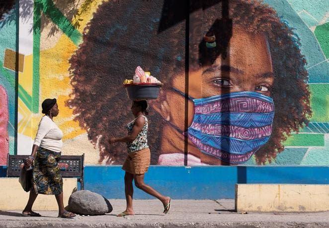 Haití supera los 15.000 contagios de covid- 19