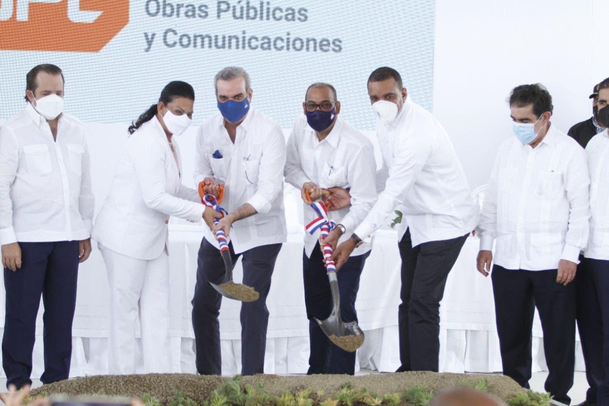«Se cumple un sueño con la construcción de la avenida Circunvalación en Moca», dice senador Carlos Gómez