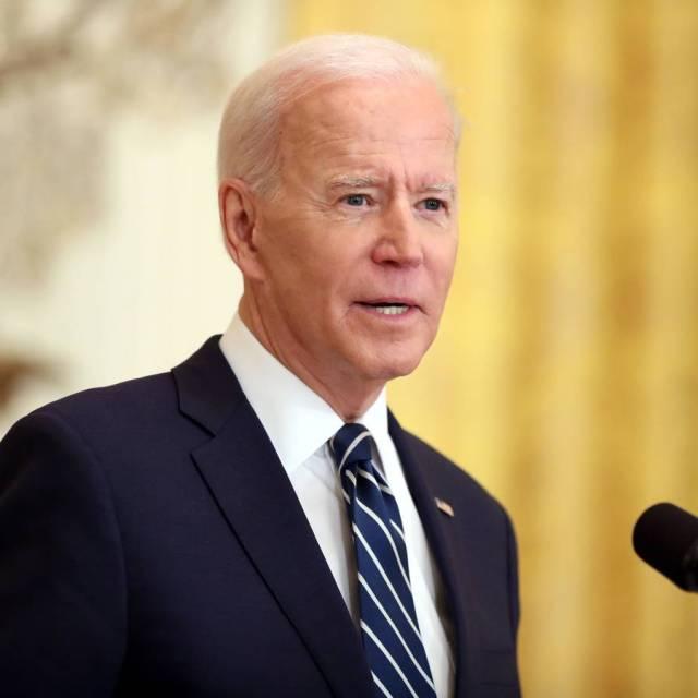 Joe Biden debutará como atracción de Disney