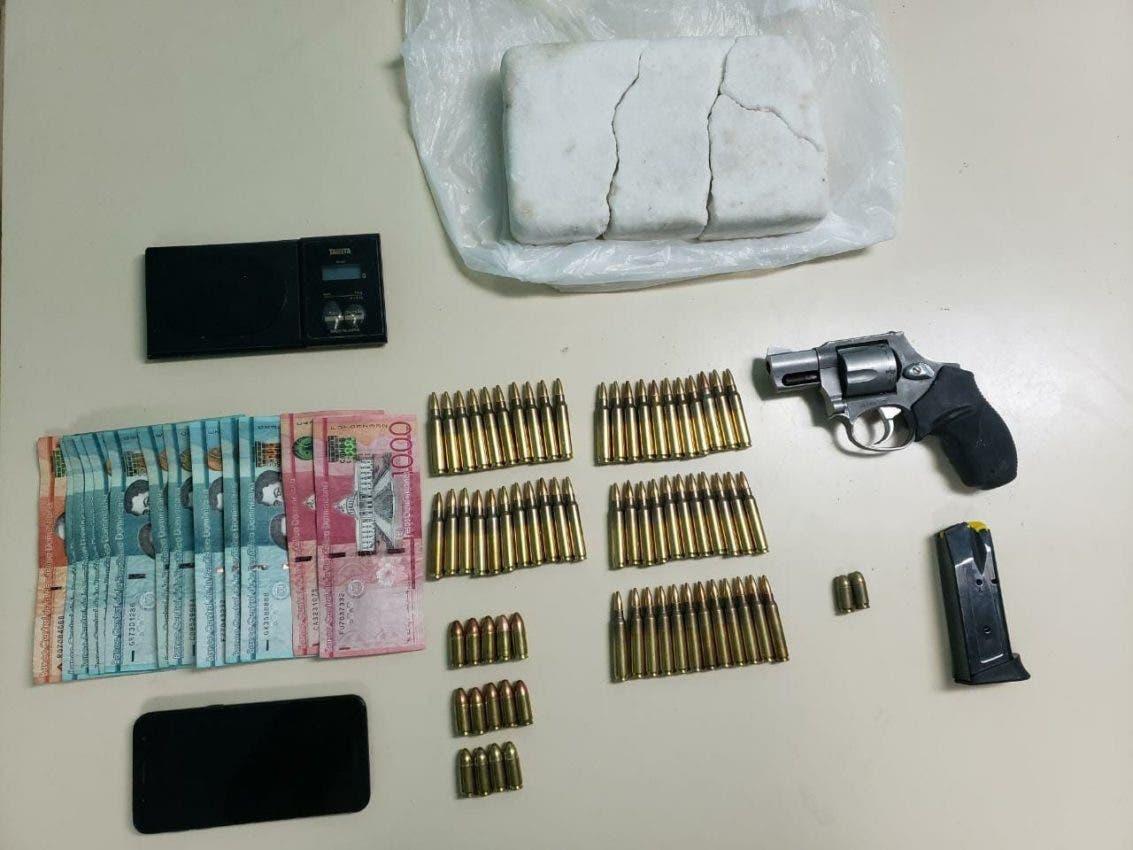 Apresan presunto traficante de armas en Los Alcarrizos