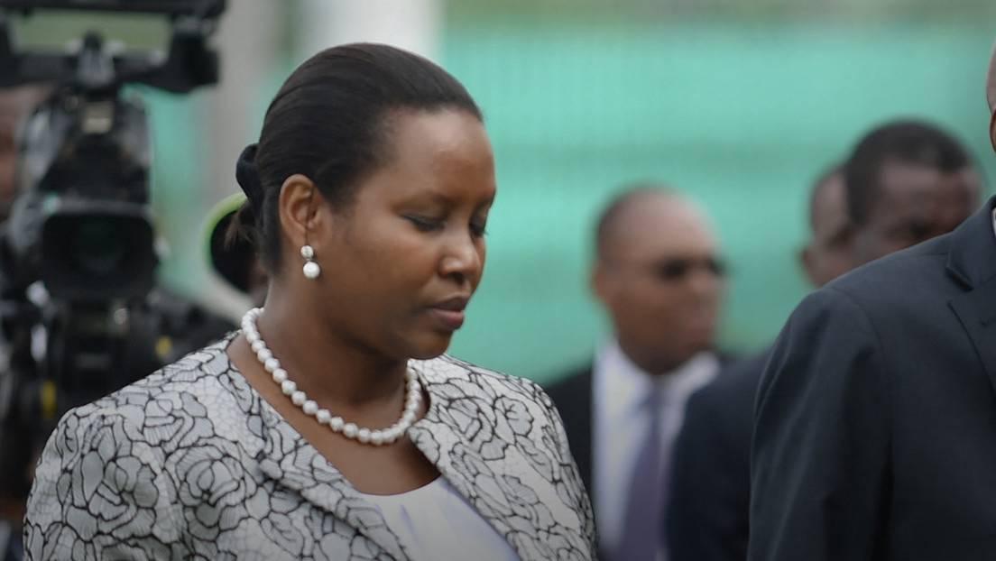 Viuda de Moise rechaza dinero público para el funeral de Estado