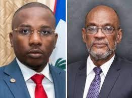 En Haití: Lucha de poder