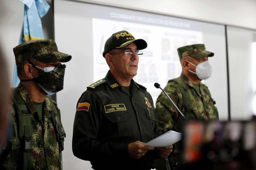 Colombia dice policías haitianos mataron a Moise