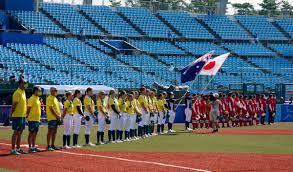 Softbol y fútbol en marcha en Juegos