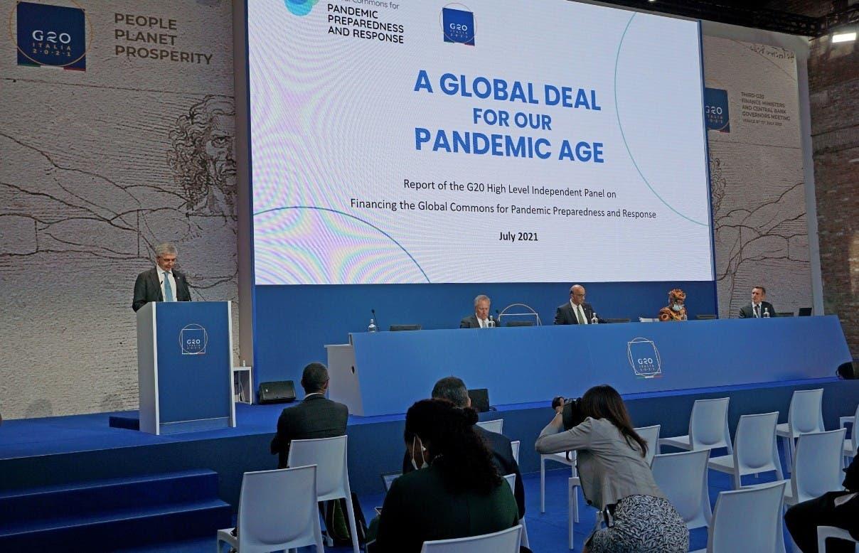 G20 busca fiscalizar a las multinacionales