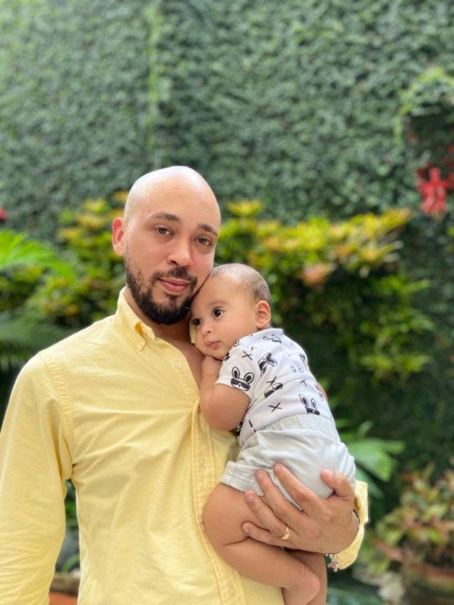 "Eduardo Santos ""Ser padre te hace entender el  amor verdadero"""