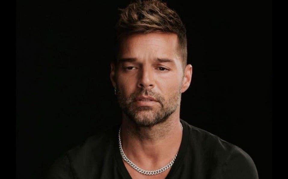 Instagram censuró una foto de Ricky Martin