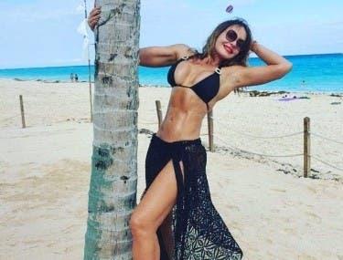 Gabriela Spanic hace dieta de 17 horas sin comer