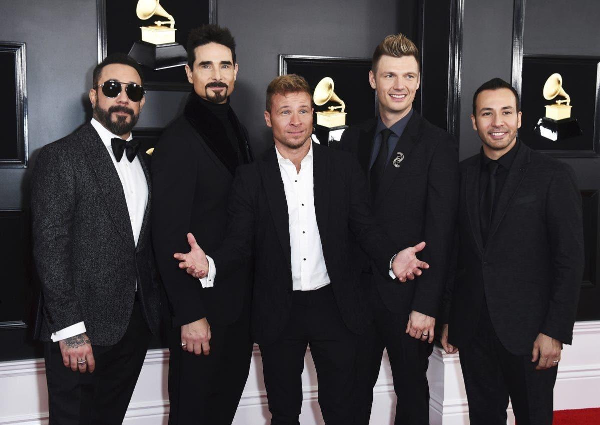 Backstreet Boys a Las Vegas para residencia navideña