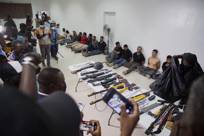 Haití arresta 11 sospechosos en embajada  Taiwán