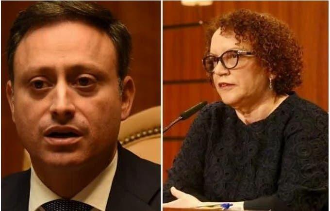 MP acoge inhibición Miriam caso Jean Alain