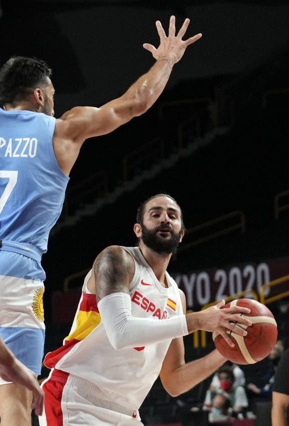 España va a cuartos de final en basket