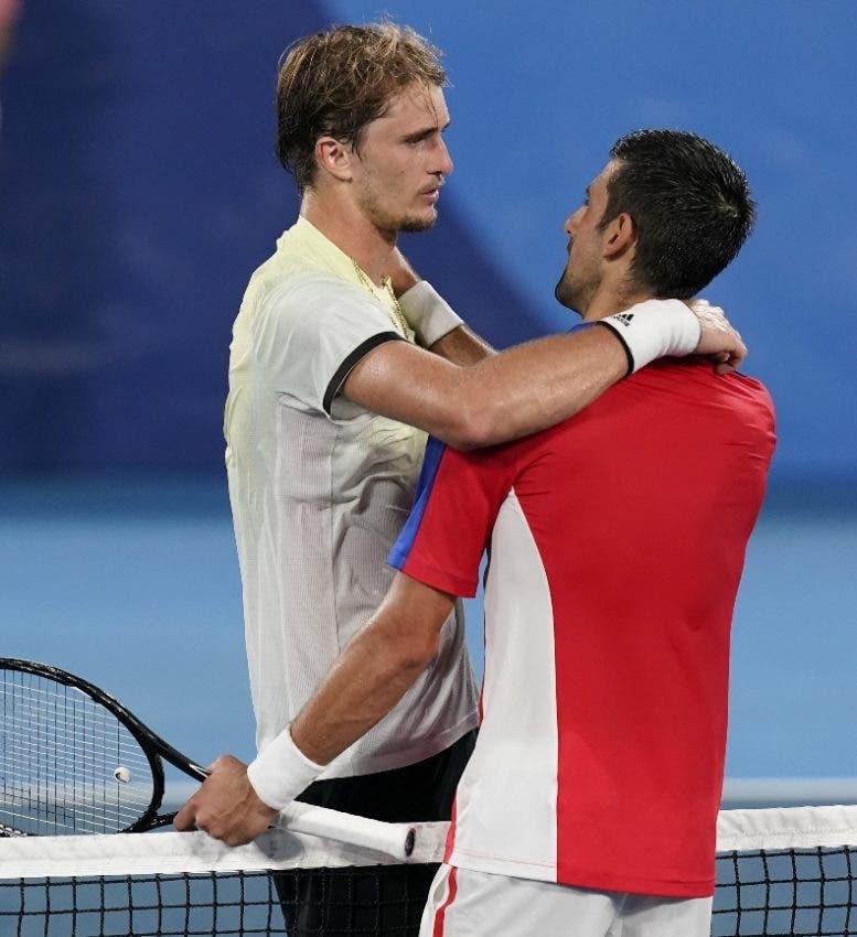 Djokovic se queda sin Slam Dorado