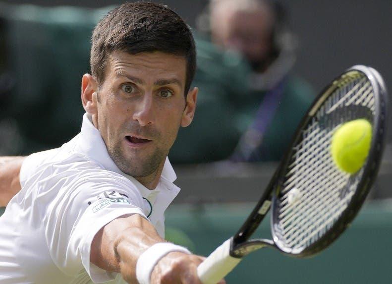 "Djokovic dice: ""Soy el mejor"""
