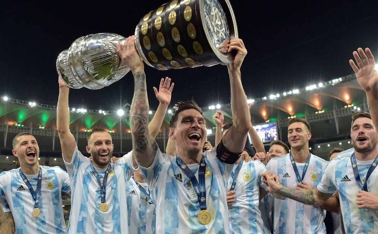 Lionel Messi  sigue eufórico