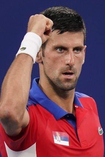 Djokovic no da tregua