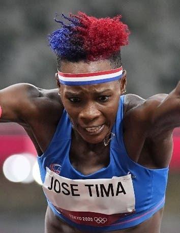 Ana Timá terminó en puesto 16