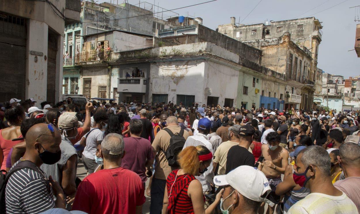 En Cuba: Grito de libertad