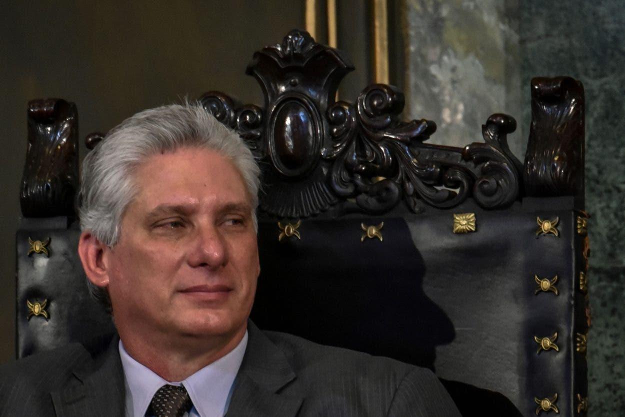 Demostraciones de fuerza no bajarán tensiones en Cuba